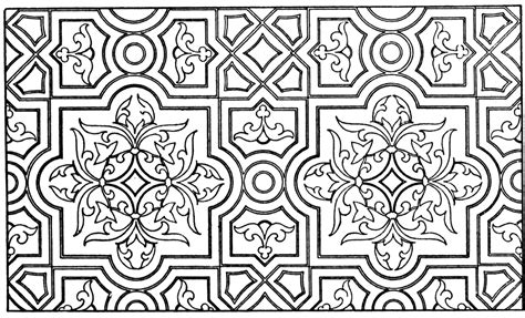 printable animal tessellation patterns free coloring pages of animal tessellation