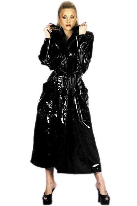 pvc vinyl trench coats 722 best images about alain on pinterest coats vinyls