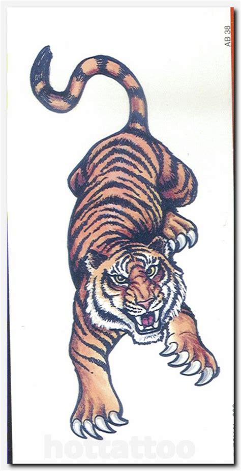 tiger cross tattoo 25 trending traditional tiger ideas on