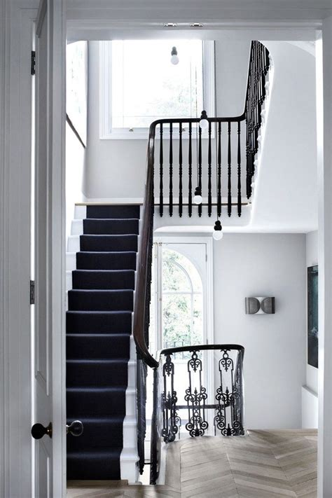 Townhouse Stairs Design The 25 Best Ideas About Painted Stairs On Stairs Painting Stairs And Paint Stairs
