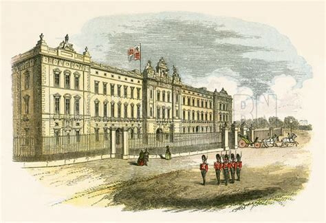 buckingham palace facts the history of buckingham palace