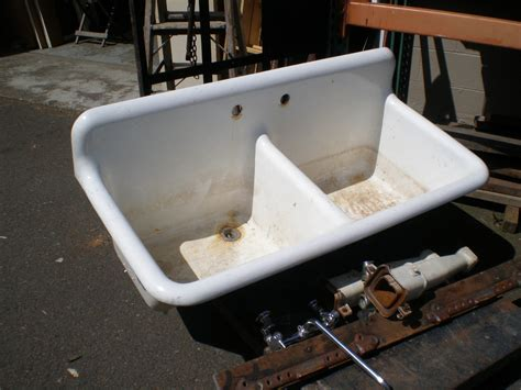 cast iron sink kitchen sink with legs vintage cast iron utility sink