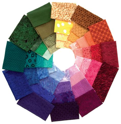 Choosing Quilt Colors by One Goofproof Way To Choose Quilt Colors Sale Stitch
