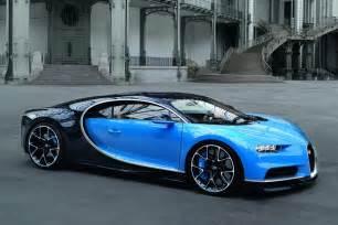 Bugatti De Bugatti Chiron Prix Puissance Performance Officiel Salon
