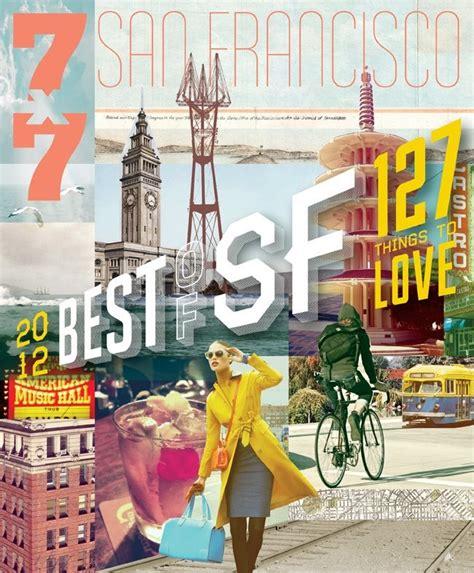 design magazine san francisco 17 best images about travel collage on pinterest