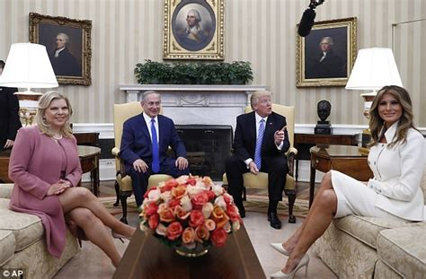 Oval Office Over The Years israeli pm s wife accused of diverting 163 86k public funds
