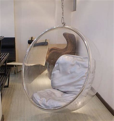 Clear Hanging Chair by China Eero Aarnio Clear Hanging Chair China