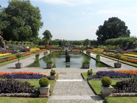 Kensington Garden Kensington Palace Garden Garden Design Pinterest