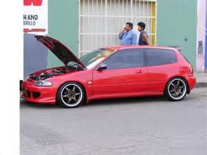 Eg Honda Honda Civic Eg 93 Impecable