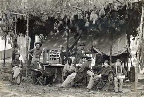 Army Post Office by Army Post Office During The Civil War American Civil War