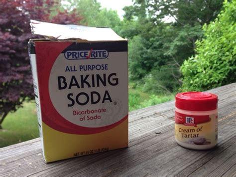 how to make baking powder survival