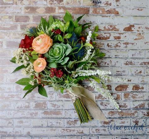 Wedding Silk Flower Bouquets by Wedding Bouquet Artificial Bouquet Silk Flower Bouquet