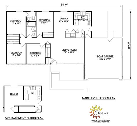 simple four bedroom house plans simple 4 bedroom house plans home planning ideas 2018