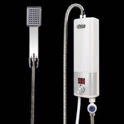 portable heat l for bathroom tankless electric instant hot water heater bathroom
