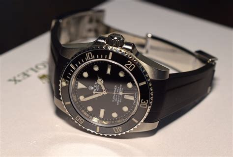 Rubber B For Rolex Submariner rubberb for rolex submariner gmt master ii review