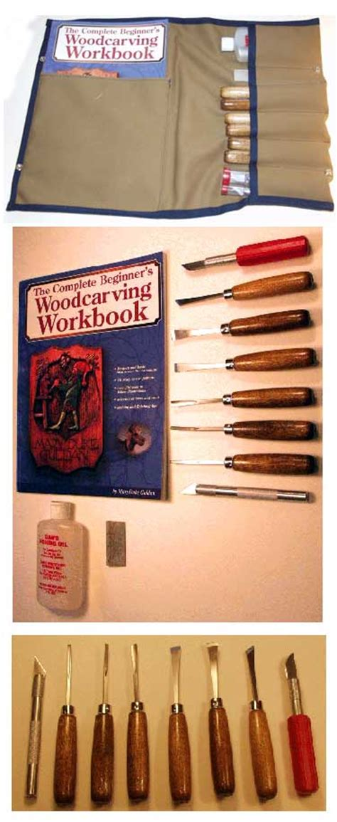 usabc  pc beginners wood carving kit american