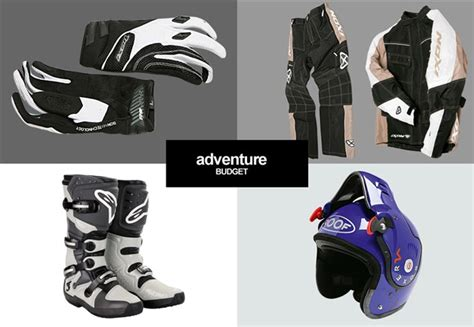 budget motorcycle boots adventure gear budget expensive visordown