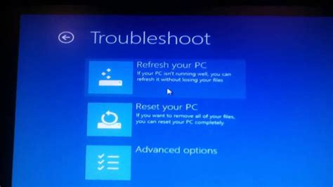 resetting hp laptop stuck at 99 hp resetting your pc stuck at 1 automatic repair loop not