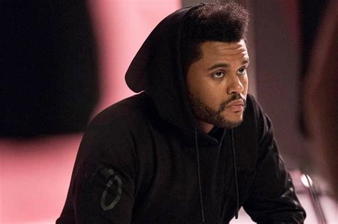 the weeknd d the weeknd just shot a music video in toronto