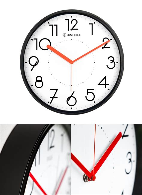 simple wall clock 50 cool and unique wall clocks you can buy right now