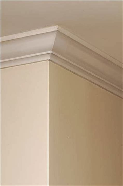 Simple Crown Molding Crown Molding Ideas Casual Cottage