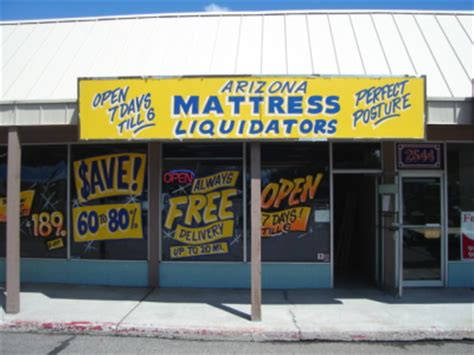 Futon Stores In Az by Arizona Mattress Liquidators Mattress Store Flagstaff