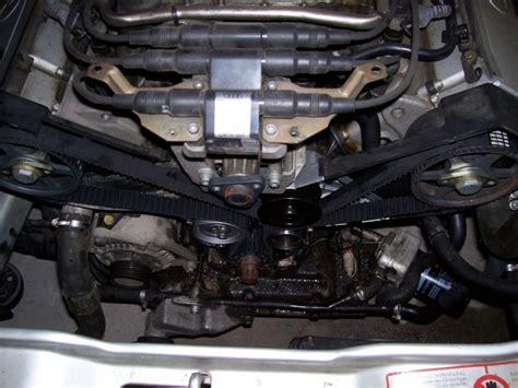 Zahnriemen Audi by Audi 2 8 Zahnriemenwechsel Zahnriemenwechsel