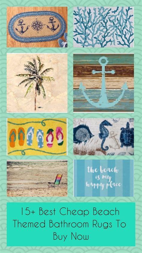 cheap beach themed bathroom rugs  buy