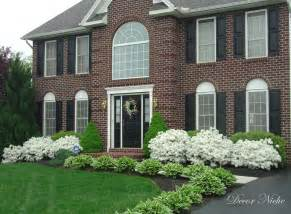 bushes for front of house landscape design pinterest