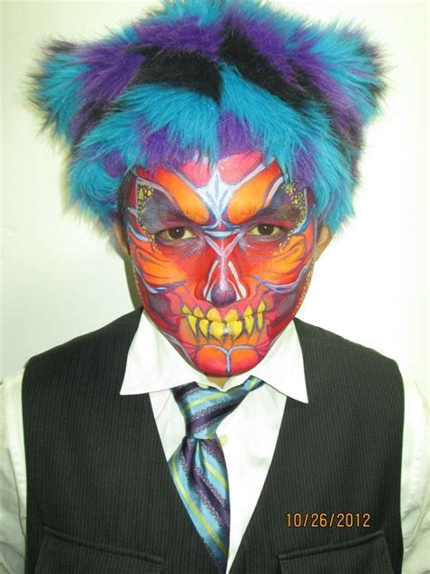 halloween makeup halloween face paint special effects