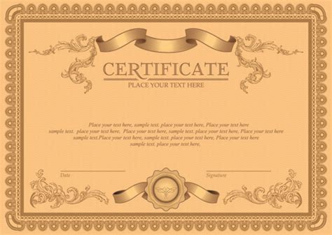 graphic design certificate hong kong certificate template svg image collections certificate