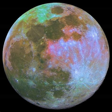 what color is the moon moon in rgb 11 09 2011 imaging lunar stargazers lounge