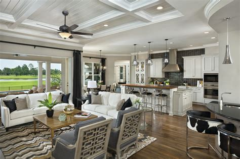New Model Home Interiors Asheville Model Home Interior Design 1264f Traditional Kitchen Ta By Arthur Rutenberg