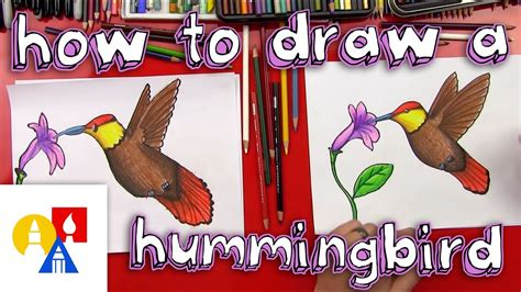 how to draw a boat art hub how to draw a hummingbird youtube