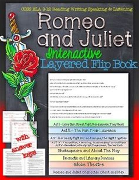 book report of romeo and juliet book projects posters and is being on