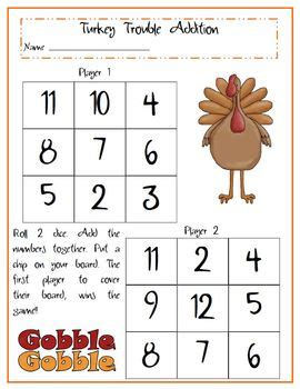 Turkey Trouble Worksheet Answers by Turkey Trouble Literacy And By Montgomery