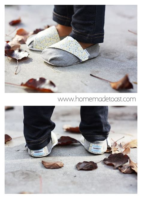 diy toms shoe pattern 17 best images about toast diy craft on