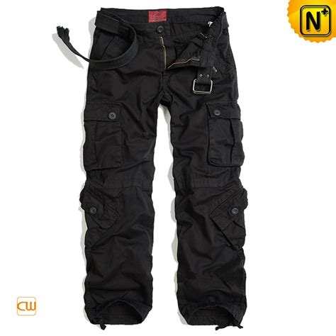 Cargo Pant Black 1 black hiking cargo for cw100017