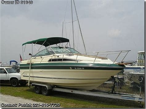 boat engine sputtering at full throttle 1987 sea ray 250 sundancer used boats for sale by owners