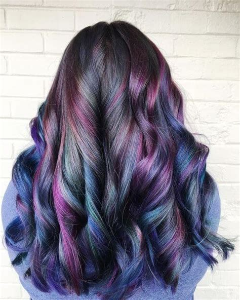 rainbow hair color pictures 28 cool rainbow hair color ideas trending for 2018