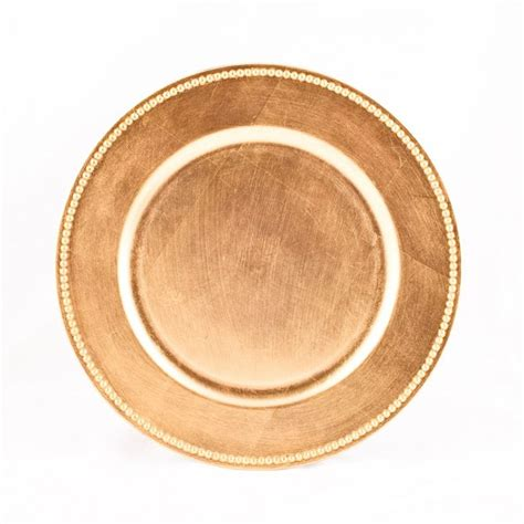 gold charger plates for 1 gold charger plates 4 pack 424468