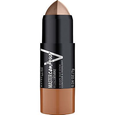 Maybelline Stick Contour facestudio master contour highlight v shape duo stick