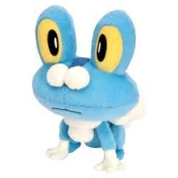 pokemon plush toys 8 froakie toystop