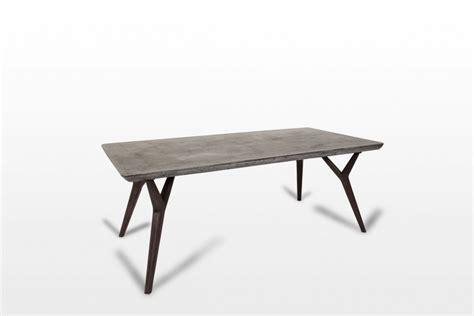 concrete dining table modrest dondi concrete dining table modern dining dining