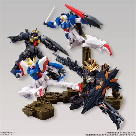 Gundam Mk Ii Bandai Gundam Collection Vol 6 gundam gundam assault kingdom 6 released in japan