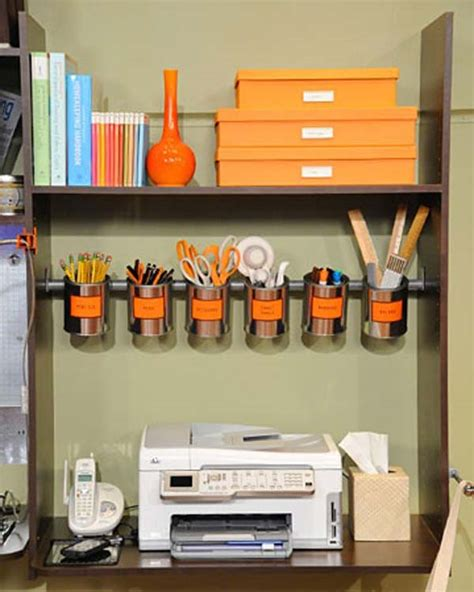 office organization top 40 tricks and diy projects to organize your office amazing diy interior home design