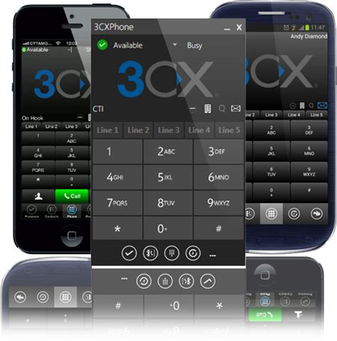 3cx mobile 3cx phone solution to make your office pbx phone mobile