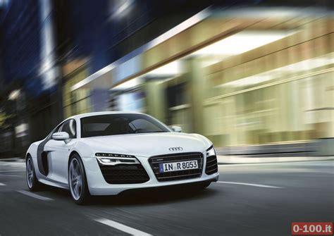 Audi R8 0 100 by Audi R8 La Gamma Si Rinnova Per Il 2013 0 100 It