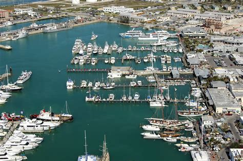 key west bight marina in key west fl united states