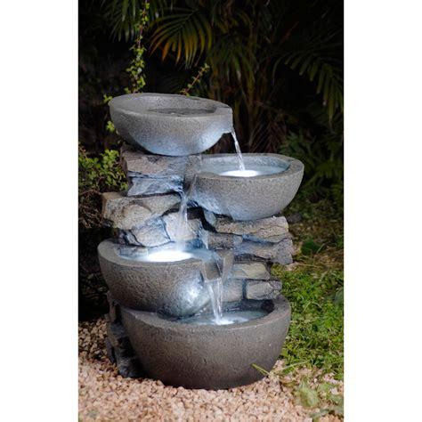 small water fountain for home fountain design ideas modern garden fountains stone stones fountain landscape